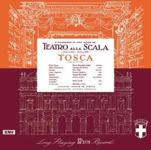 Puccini: Tosca - Vinyl Edition