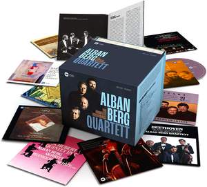 Alban Berg Quartet - The Complete Recordings Product Image