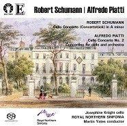 Schumann & Piatti: Works for Cello & Orchestra