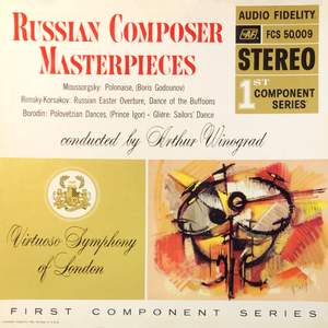 Russian Composer Masterpieces