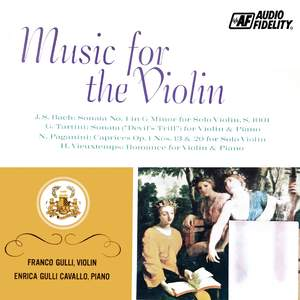Music For The Violin
