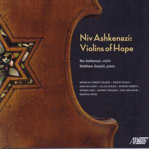 Niv Ashkenazi: Violins of Hope
