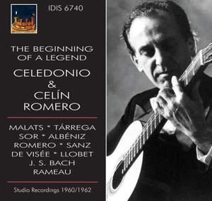The Beginning of a Legend: Celedonio & Celin Romero
