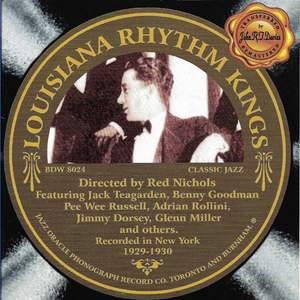 Louisiana Rhythm Kings 1929-1930 Product Image
