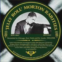 Jelly Roll Morton Rarities
