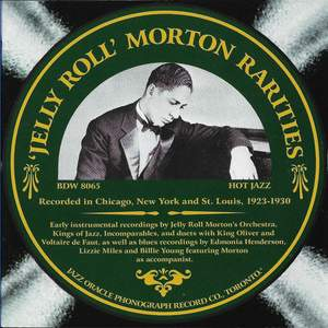 Jelly Roll Morton Rarities Product Image
