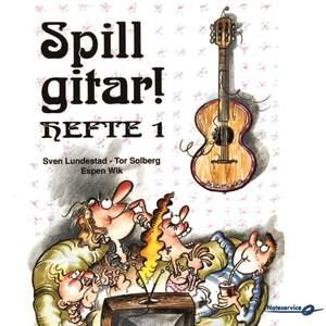 Spill gitar 1