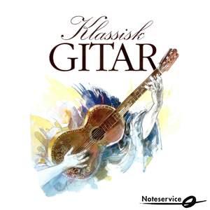 Klassisk Gitar CD 2