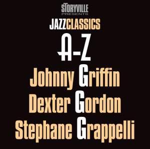 Storyville Presents The A-Z Jazz Encyclopedia-G