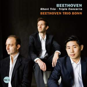 Beethoven: Ghost Trio & Triple Concerto Product Image