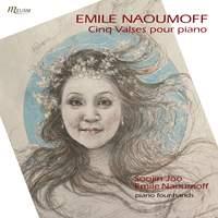 Naoumoff: Cinq valses pour piano