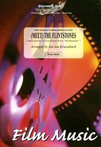 William Hanna_Joseph Barbera_Hoyt Curtin: (Meet) The Flintstones