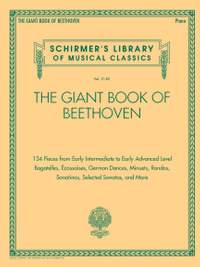 Ludwig van Beethoven: The Giant Book of Beethoven