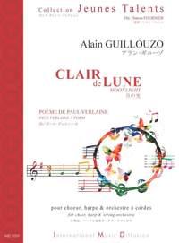A. Guillouzo: Clair de lune