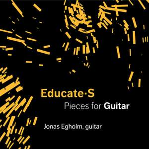 Educate-S: Pieces for Guitar Product Image