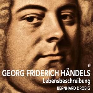 Georg Friderich Händels Lebensbeschreibung Product Image