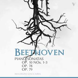 Beethoven: Piano Sonatas, Opp. 10, 78 & 79