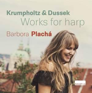 Krumpholz & Dussek: Works for Harp