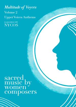 Sacred Music by Women Composers. Volume 2: Upper Voices Anthems