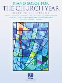 Piano Solos for the Church Year