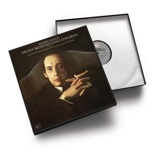 Beethoven: The 5 Piano Concertos - Vinyl Edition