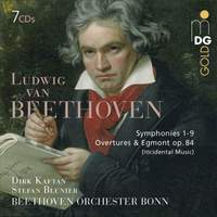 Beethoven Symphonies Nos. 1-9 & Overtures