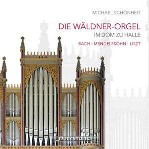 Michael Schonheit - The Waeldner-Organ At Halle Product Image