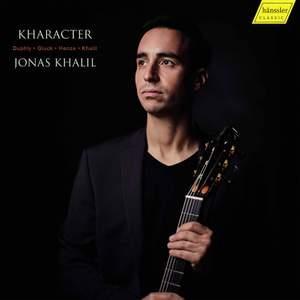 Jonas Khalil: Kharacter Product Image