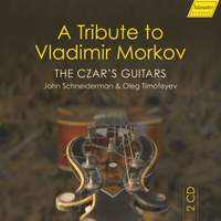 A Tribute to Vladimir Morkov: The Czar's Guitars
