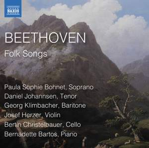 Beethoven: Folksongs