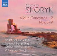 Skoryk: Violin Concertos