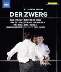 Zemlinsky: Der Zwerg (Blu-ray)