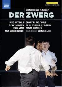 Zemlinsky: Der Zwerg (DVD)
