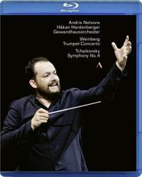 Weinberg: Trumpet Concerto & Tchaikovsky: Symphony No. 4