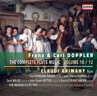 Doppler: Flute Music, Vol. 10