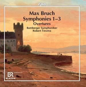 Bruch: Symphony Nos. 1-3