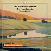 Reznicek: String Quartets
