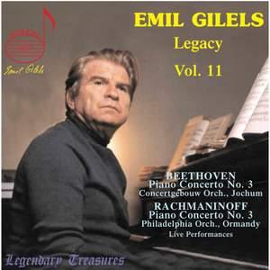 Emil Gilels Legacy, Vol. 11