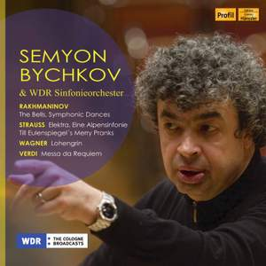 Semyon Bychkov & WDR Sinfonieorchester Product Image