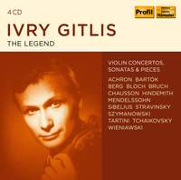 Ivry Gitlis: The Legend