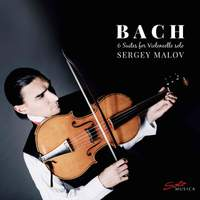 Bach: 6 Suites For Cello