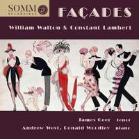 Facades - Music by William Walton and Constant Lambert