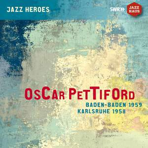 Oscar Pettiford - Baden Baden 1959 Product Image