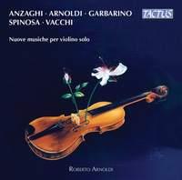 New Music For Solo Violin