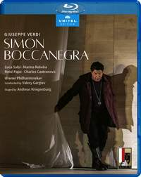Verdi: Simon Boccanegra (Blu-ray)