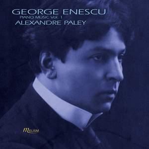 Enescu: Piano Music, Vol. 1