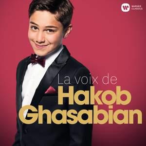 La voix de Hakob Ghasabian