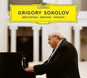 Grigory Sokolov - Beethoven, Brahms & Mozart