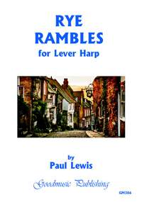 Paul Lewis: Rye Rambles for lever harp