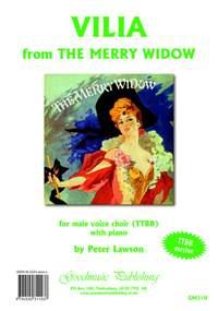 Franz Lehar: Vilia arranged by Peter Lawson for TTBB